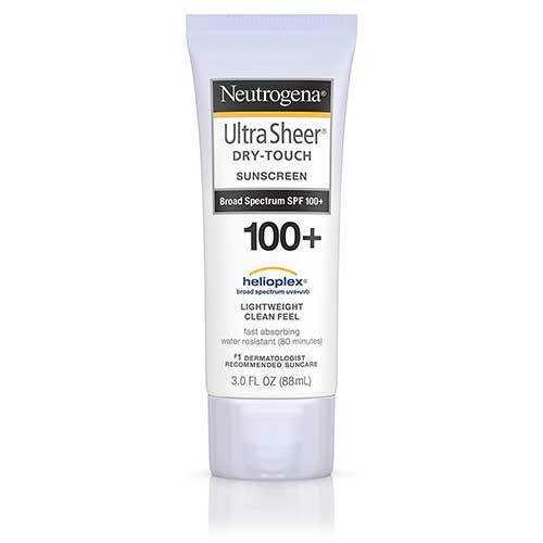 Protector solar Neutrogena 100+