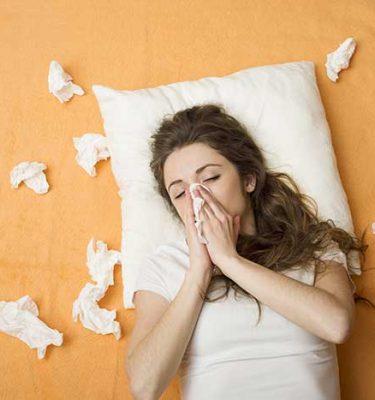 Gripa Tos y Congestión